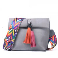 good quality Ladies Matte Leather Design Messenger Bag Color...