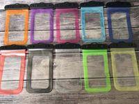 Хорошее качество прозрачный водонепроницаемый телефон чехол чехол для смартфона 6,5-дюймовый мобильный телефон