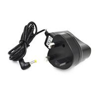 محول UK 3 PIN ستريت AC قوة التوصيل، التيار الكهربائي لشحن البطارية محول PSP 1000/2000/3000، سوني PSP / PSP سليم 5V شاحن مع كابل