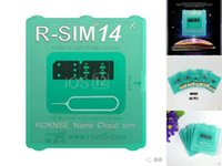 Newest RSIM14 Smart Activation unlock rsim card for iPhone x...