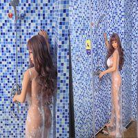 165cm Véritable Silicone Sex Dolls Taille de la vie réaliste Poitrine Lifelike Sports Fille Oral Love Poupée Sexy Jouets Adulte pour Hommes
