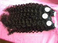 3 Bundles Ocean Curly Brazilian Virgin Hair Bundles Unproces...