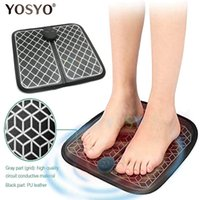Foot Massager EMS Trainer ABS Physiotherapy Revitalizing Ped...