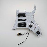 Dimarzioibz SA HSH Guitar Secups Pickgard مناسبة ل Ibanez RG Series Guitar حسب الطلب من قبل Kerrey Senior Luthier