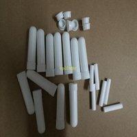 1000sets / серия продажа Blank Hot назальный ингалятор Палочки, пластиковые Blank Aroma Носовые Ингаляторы для DIY эфирного масла