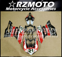 OEM quality Injection mold New ABS Motorcycle Fairing Kits Fit For DUCATI 899 Panigale 1199 899S 1199S 2013 2014 2015 Custom 21 Number