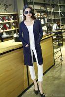 Femme d'été Plage Cardigan couleur crème solaire solides manches longues Cap Femmes Mode en vrac Manteau Eloignez les vêtements Bask