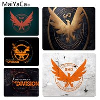 MaiYaCa Divertente la divisione SHD Office Mouse Gamer Soft Mouse Pad Piccolo addensare Comfy Gaming Mouse Pad in gomma