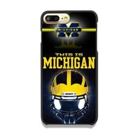 Michigan Wolverines Football Phone Case For Iphone 5s 6s 6pl...