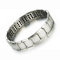 Energy Magnetic Health Bracelet for Women Men health Style P...