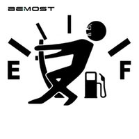 BEMOST Free Shipping Funny High Gas Consumption Car Stickers...