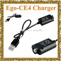 USB-зарядное устройство для электронной сигареты Ego-CE4 для сигарет ego / ego-T / Ego-K Joye 510 E от DHL бесплатно