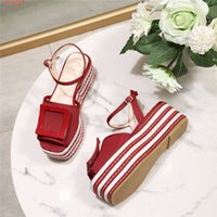 Fashion new women shoes High platform ladies sandals Brand c...
