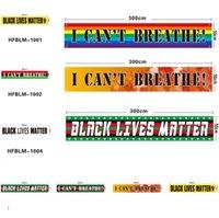 Ben 6095 bayrak Amerikan geçit bayrağı Banner Flags nefes alamaz Bayram Siyah Hayatlar Madde bayrakları