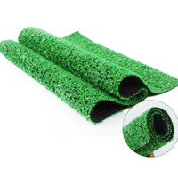 أرضية المنزل 100 سنتيمتر * 100 سنتيمتر الأخضر العشب حصيرة الزفاف الديكور العشب الأخضر العشب الاصطناعي سجاد العشب وهمية الاحمق حديقة المنزل موس BH0441