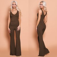 Sexy Long Jumpsuits Women Overalls 2019 Summer Fashion Tank ...