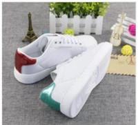 Бесплатная доставка Ace вышивка пчелы женщины маленькие белые туфли осень мода плоские повседневная обувь кроссовки для мужчин, женщин zapatos обувь для ходьбы