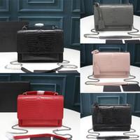 Designer Luxus-Handtaschen Geldbörsen hochwertige Klappe Tasche SUNSET CHAIN WALLET Frauen Kettenschultertaschen Modedesigner Umhängetasche