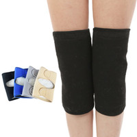 Winter Wool Thick Warm Legs Cold Wool Open Knee Pads Outdoor...