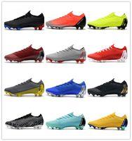 2021 Mercurial Superfly KJ VI 360 엘리트 FG 망 축구 신발 Cristiano Ronaldo Neymar ACC CR7 축구 부츠 SCARPE Calcio Cleats