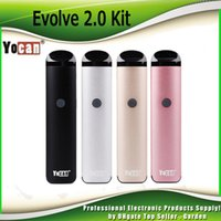 Original Yocan Evolve 2. 0 Pod Kits 650mAh Preheat Battery Th...