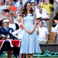 Günlük Elbiseler Kate Middleton High-end Özelleştirme Büyük Boy Moda Parti Seksi Vintage Zarif Şık Uzun