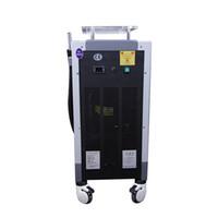 Pelle crio cooler macchina crio ridurre pelle aria dolore -30 temperatura più fredda per il trattamento laser