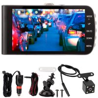 "automobiles 4. 0"" Car DVR HD 1080P Dual Lens Video Recor..."