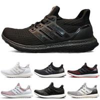 best website 92de3 c45f6 adidas Ultra boost 3.0 4.0 Mejor descuento UB 3.0 4.0 Sneaker hombre mujer  Zapatillas Triple negro