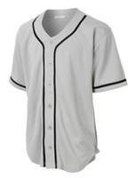 2019 Camo kundenspezifische neue Männer Junge Baseball Jersey Einfach Ordentlich Trikots Pullover Taste ID 00051 Günstige
