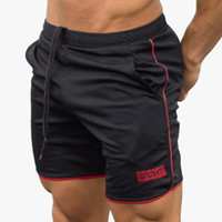 Summer Running Shorts Men Sports Jogging Fitness Shorts Quic...