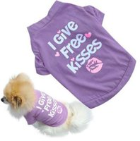 Petcircle حار بيع الحيوانات الأليفة جرو قميص صغير الكلب القط الملابس سترة تي شيرت roupa الفقرة cachorro الكلب الملابس الصيفية الكلب قميص XS-L