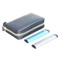 Сумка benctech Чехол карманный кожаный чехол для Jul MT RELX Infinix Pod Kit Устройства Vape Pods Наборы тележек-картриджей DHL