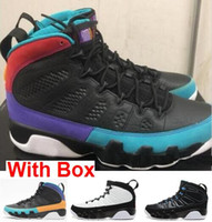 With Box 9 Dream It Do It Wholesale Basketball Shoes Bred 9s...