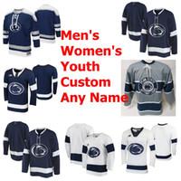 Nikita Pavlychev Jersey Connor MacEachern Penn State Nittany Lions Collegio Hockey maglie degli uomini di McMenamin Kris Mylläri personalizzato cucito