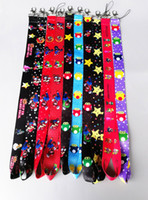 Hot Sale More Style Super Mario Bros Christmas Neck Strap La...