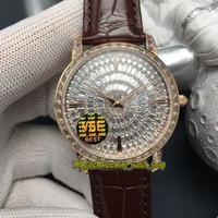 VSF الأعلى النسخة TRADITIONNELLE مجوهرات سلسلة 82760 / 000G-9952 الماس الهاتفي اليابان ميوتا 9015 الساعات الفاخرة التلقائي 28800 Vph رجل ساعة