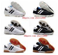 2019 Mens Soccer Shoes Copa 70y FG em TF Turf Futebol Cliques Copa do Mundo Botas de futebol IC Indoor Copa Mundial Botas Scarpe da Calcio