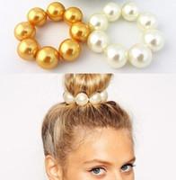 Frauen Perle Haar Ring Blume Donuts Twist Elastische Bänder Maker Diy Frisur Werkzeug Perle Knospe Gericht Damen Zubehör