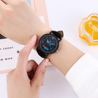 2019 New Mans Wristwatch Fashion Leather Watches For Men&#03...