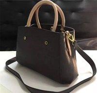 Borse sacchetti di spalla presbiopia Leather Messenger 2020 delle donne all'ingrosso di qualità Fashion Bar Style Dinner Tote Bags