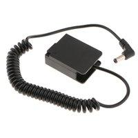 Adaptador de alimentación Unidad de suministro DCC8 DC Acoplador para Panasonic DMC-GH2, DMCGH2K