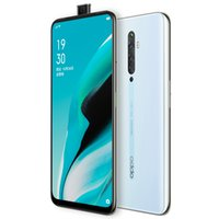 Original Oppo Reno2 Z 4G LTE Mobiltelefon 8 GB RAM 128 GB ROM Helio P90 Octa Core 48.0mp AI Anheben 4000mAh Android 6,5 Zoll Full Screen Fingerabdruck ID Gesicht Smart Handy