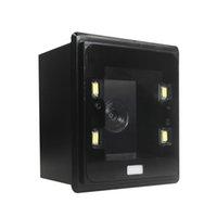 Pequeño POS 1D 2D Embedded Banco Quiosco de montaje en pared QR escáner lector de HS-2012