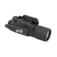 التكتيكية SF X300 عالية جدا Ouput LED بندقية الألومنيوم الخفيف البناء سبيكة مع علامات سوداء