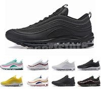 nike air max 97 airmax 2020 Top Sean Wotherspoon 1 VF SW Hommes hybrides Chaussures de course Femmes Mode Sport Baskets Chaussures de sport Qualité Taille 36-45 CC5135