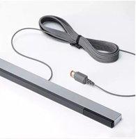 RVL-005 W-I-I السلكية الأشعة تحت الحمراء IR الإشارة راي الاستشعار بار استقبال لنينتندو وي U WiiU عن بعد