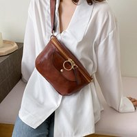 Small PU Leather Crossbody Bags For Women 2020 Fashion Chest...