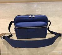 2021 Новая талия сумка открытый мешок натуральные кожаные сумки известный бренд мужские сумки дизайнерская сумка дизайнер кожаный кошелек сумка M30242