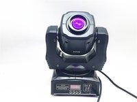 6x 60W Светодиодная точка движущегося головки / США светодиодные светодиоды DJ Spot Light 60W Gobo движущиеся головки подсветки супер яркий светодиод DJ